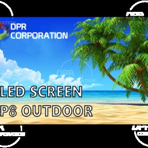 Ekran LED DPR  P6 mm KL (оutdoor) 1m²