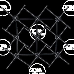 System DPR z 9-ciu holograficznych wentylatorów