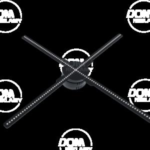Wentylator holograficzny DPR Z3