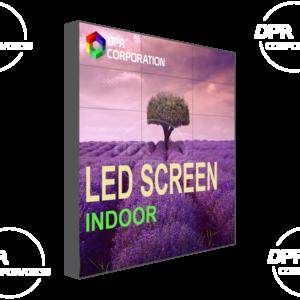Ekran LED DРR P7.62 NS mm (indoor) 1m²
