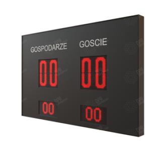 Tablica wyników sportowych LED 1600х960