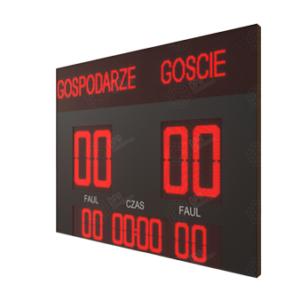 Tablica wyników sportowych LED 2560х1760