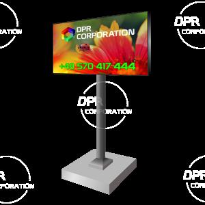 Telebim P10 rozmiar 6080х3040 mm (outdoor)